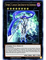 Yu Gi Oh Number 23: Lancelot Dark Knight Of The Underworld Yz07 En001 Ultra Rare Limited Edition
