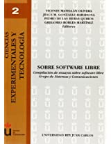 Sobre Software Libre