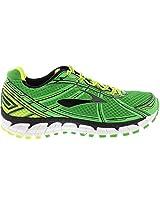 Brooks Men's Adrenaline Gts 15 Running Shoe Classic Green/Nitelife/Blk 10 D(M) US