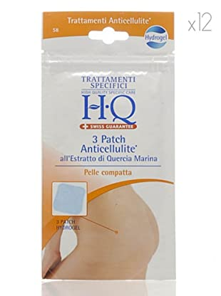 HQ Kit De 12 Productos Parche Hydrogel Anticelulítica
