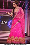Rani Mukherjee Pink Bollywood Lehenga Choli