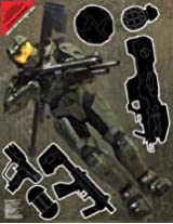 Wall Graphix: Masterchief Guns 23 x 29