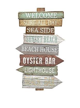Panel Decorativo Summer Holidays