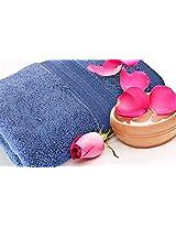 Bombay Dyeing Super Ultrx Neon Cotton Bath Towel - Ultramarine