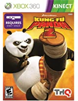 Kung Fu Panda 2 Kinect (Xbox 360)