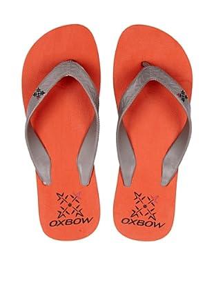 Oxbow Chanclas Telo (Naranja)