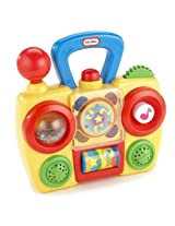 Little Tikes Pop Tunes Boom Box