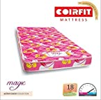 Coirfit Magic 4 5 Inches Amazingly Comfortable Coir Mattress Single CF316