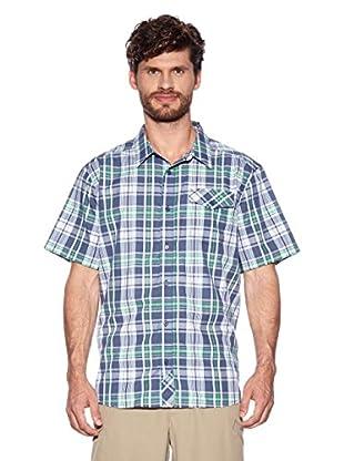 Mountain Hardwear Camisa Kotter (Marino)
