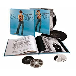 Histoire De Melody Nelson: Super Deluxe [Box Set, CD+DVD, Import, From US]