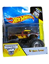 Mattel Hot Wheels Off-Road Monster Jam 1:64 - El Toro Loco