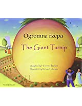 The Giant Turnip Polish & English (Folk Tales)