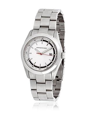Armand Basi Reloj New Classic Plata / Blanco Plata / Blanco
