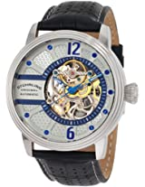 Stuhrling Original Analog Silver Dial Men's Watch - 308.331516