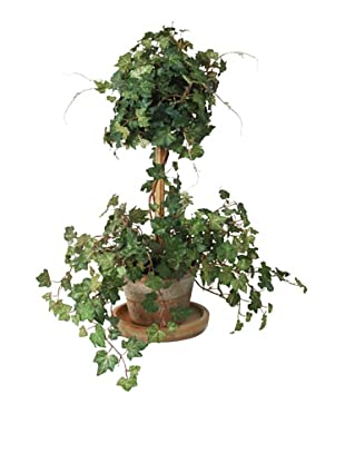 New Growth Designs Faux Ivy Topiary