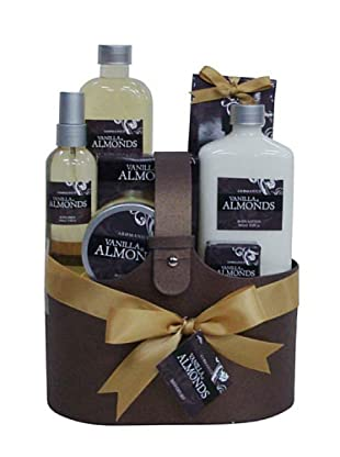 Gloss! Estuche Baño Vanilla&Almonds