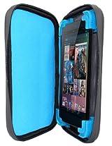 Gumdrop Cases Drop Tech Series Google Nexus 7 Drop Tech Sleeve Black/Blue (DT-NEXUS-BLK-BLU)