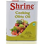 Shrine Cooking Olive oil Veg 5ltrs