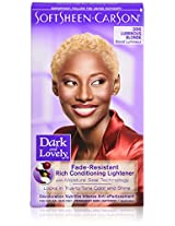 Softsheen Carson Dark and Lovely Permanent Hair Colors, Luminous Blonde