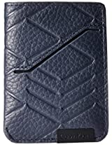 Calvin Klein Soft Navy Blue Card Case (HP0530)