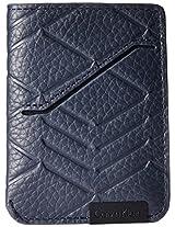 Calvin Klein Soft Navy Blue Card Case (HP0530)