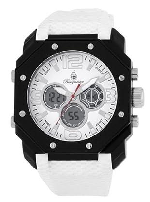 Burgmeister Herren-Armbanduhr Tokio Analog - Digital Quarz Silikon BM901-686
