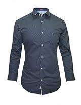 Arrow Navy Casual Shirt