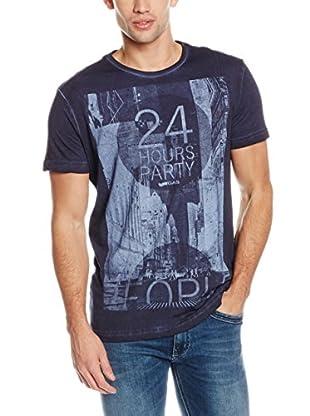 Gas Jeans Camiseta Manga Corta