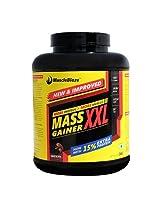 MuscleBlaze Mass Gainer XXL, Banana 3.3 lb