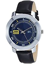 MTV Analog Blue Dial Men's Watch - M-3011