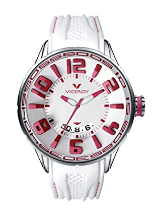 Viceroy 432111-75 - Reloj Unisex movimiento de cuarzo con correa de caucho