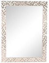 Friends Float Glass Wall Mirror (45.72 cm x 60.96 cm x 1.2 cm, FF015)