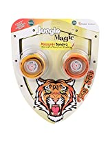Jungle Magic Mosquito Banditz - Tiger Shield (Pack Of 2)