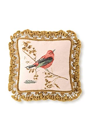 Sally Eckman Roberts Gilded Orange Songbird 14