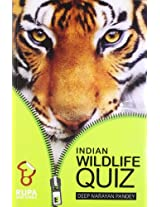 Rupa Book of Indian Wildlife Quiz