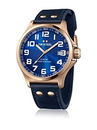 TW Steel Uhr mit Miyota Uhrwerk TW404  45 mm
