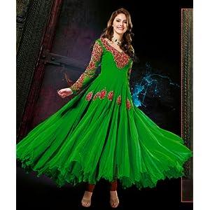 Gorgeous Green Salwar Kameez- TBSUSON1312