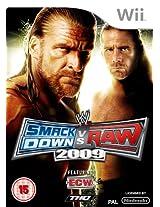 WWE Smackdown vS. Raw 2009 (Nintendo Wii) (NTSC)