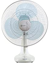 Orient Electric Desk-71 400mm Table Fan (Crystal White)