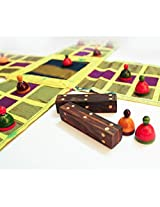 Historical Game - Chausar Or Pachisi
