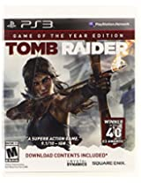 Tomb Raider Game of the Year (PS3)