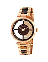 Kenneth Cole Transparency Analog Black Dial Women's Watch KC4766