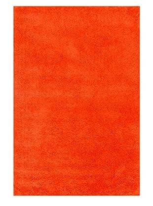 Loloi Rugs Cloud Shag Rug (Tangerine)