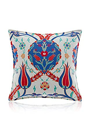 Home De Bleu Kissenhülle Sham Süleyman (mehrfarbig)