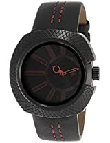 Fastrack Midnight Party Analog Black Dial Mens Watch - 3092NL02