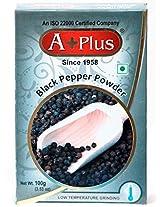 A Plus Black Pepper 100 GR