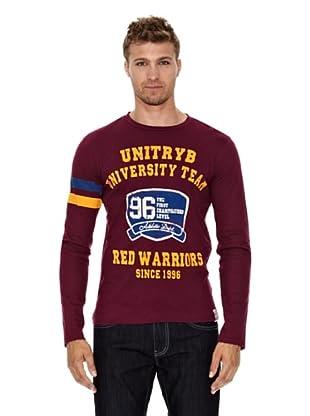 Unitryb Camiseta Manga Larga (Berenjena)