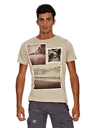 The Fresh Brand Camiseta Surrey (Beige)