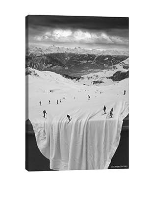 Thomas Barbèy Oh Sheet! Giclée Canvas Print