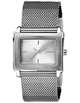 DKNY Analog Silver Dial Women's Watch - NY8556I